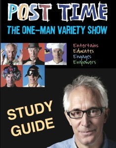 POSTTimeStudyGuide front cover